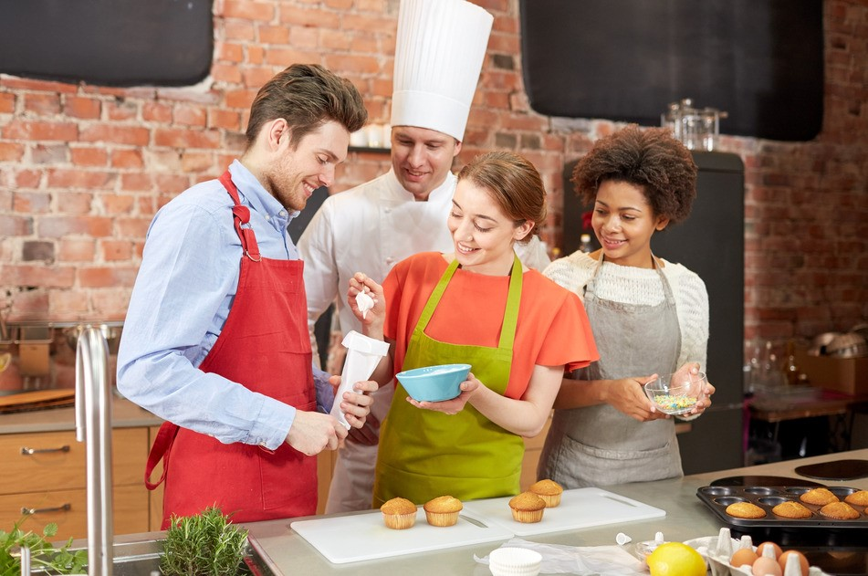 Learning to cook from a chef