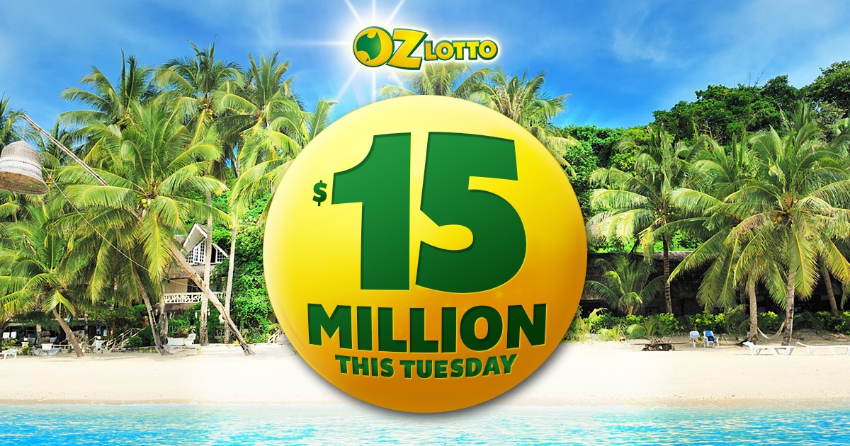 Oz Lotto History