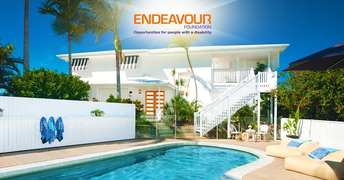 endeavour foundation lottery