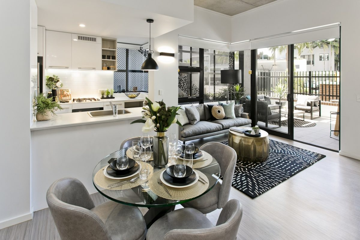 Win this luxury city apartment valued at $869,625
