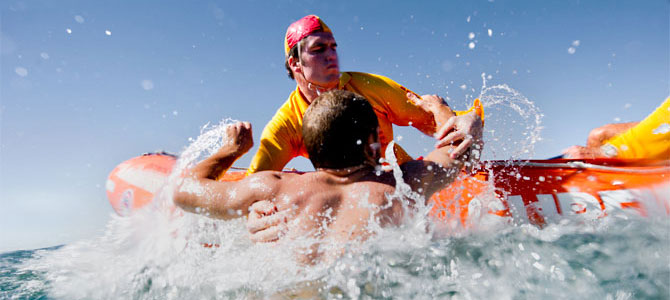 Support the Surf Life Savers