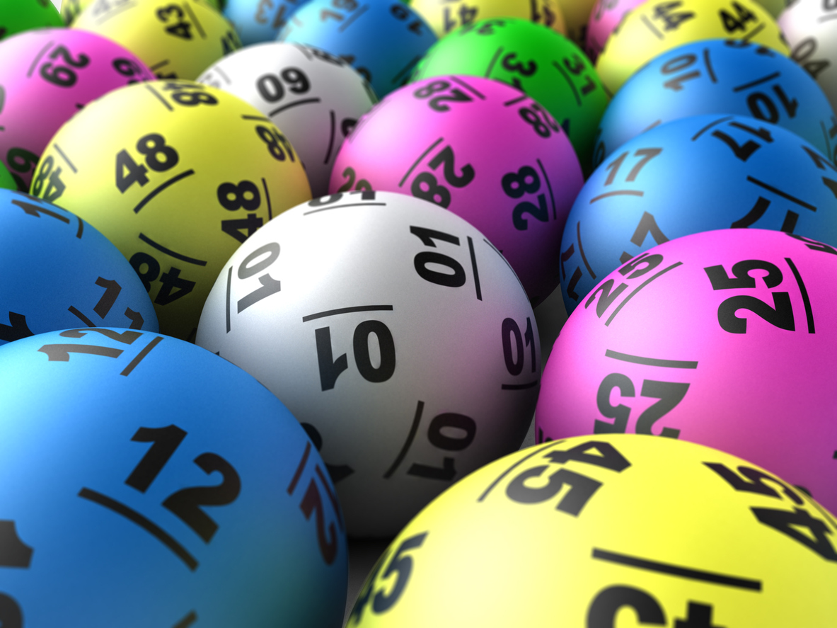 Lucky numbers in the lottery draw
