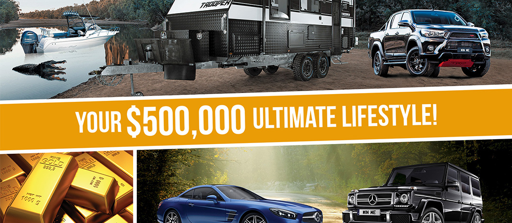 Choose Your Own $500,000 Adventure!