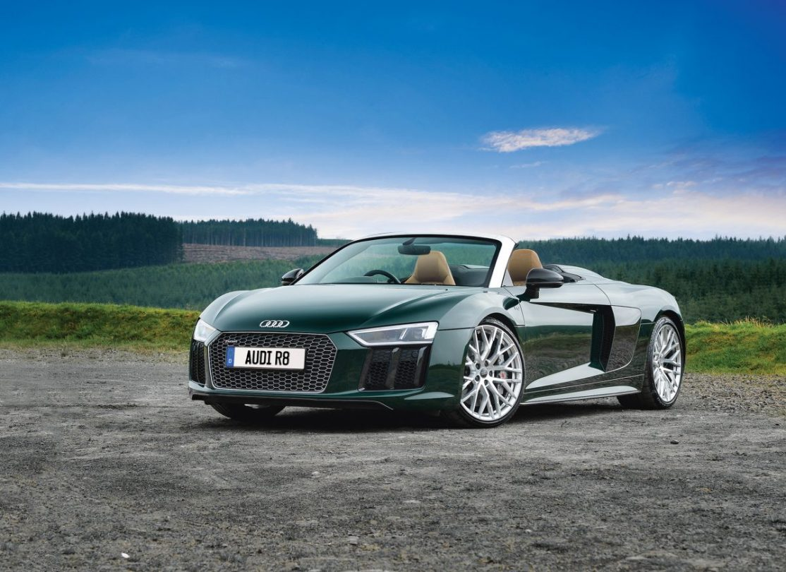 Win an Audi R8 Coupe Quattro supercar and gold bullion worth $650,000!