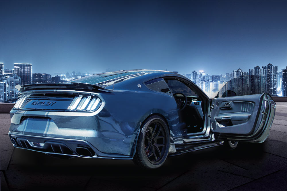 Win a $204,207 Shelby Super Snake Mustang GT!