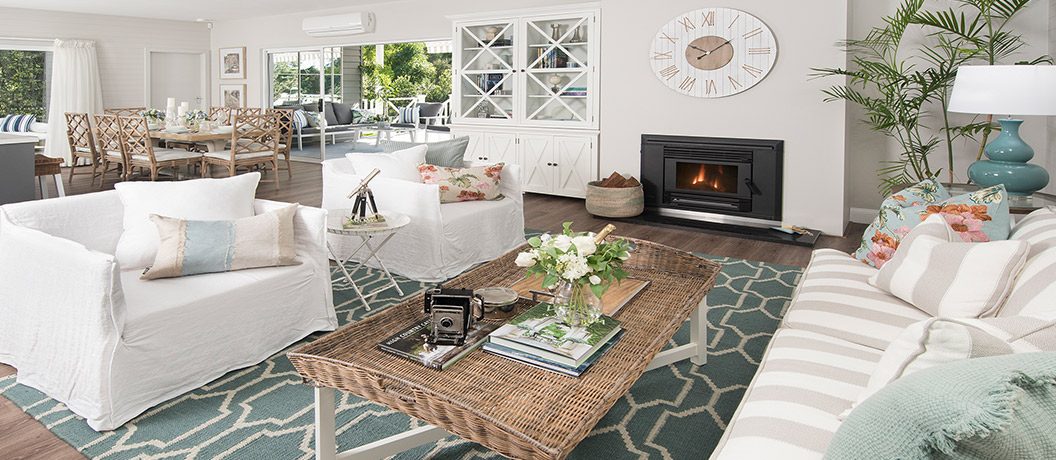 Inspired Hamptons style design
