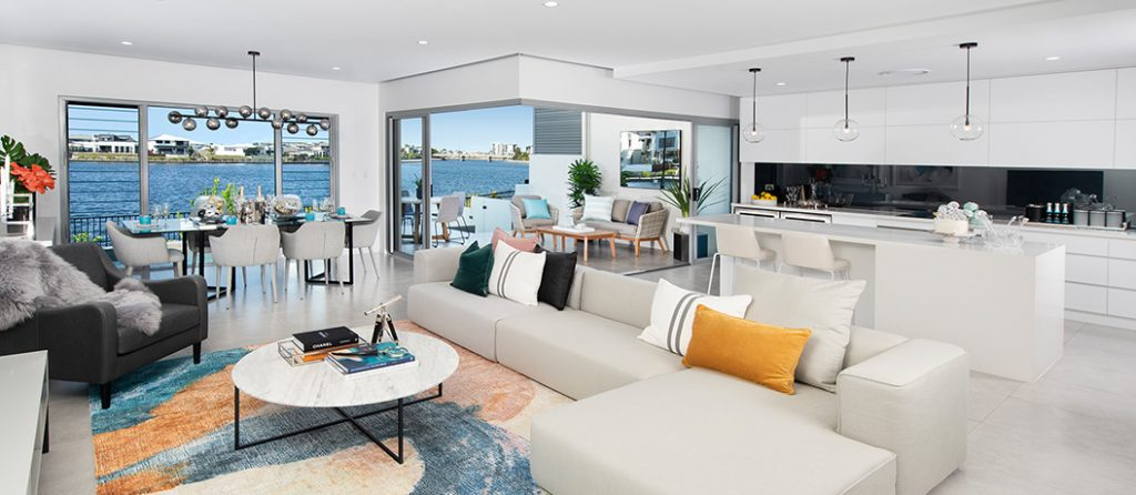Endeavour Prize Home living and dining draw 419