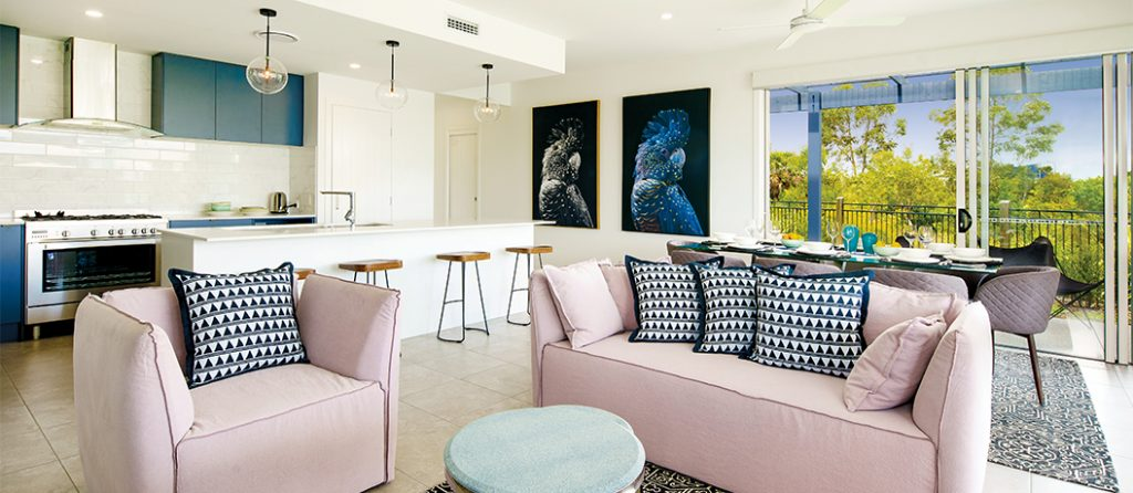 Surf Lottery 192 includes interior design package