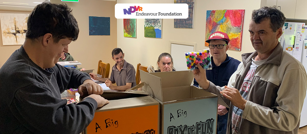 Support Endeavour Foundation During COVID-19