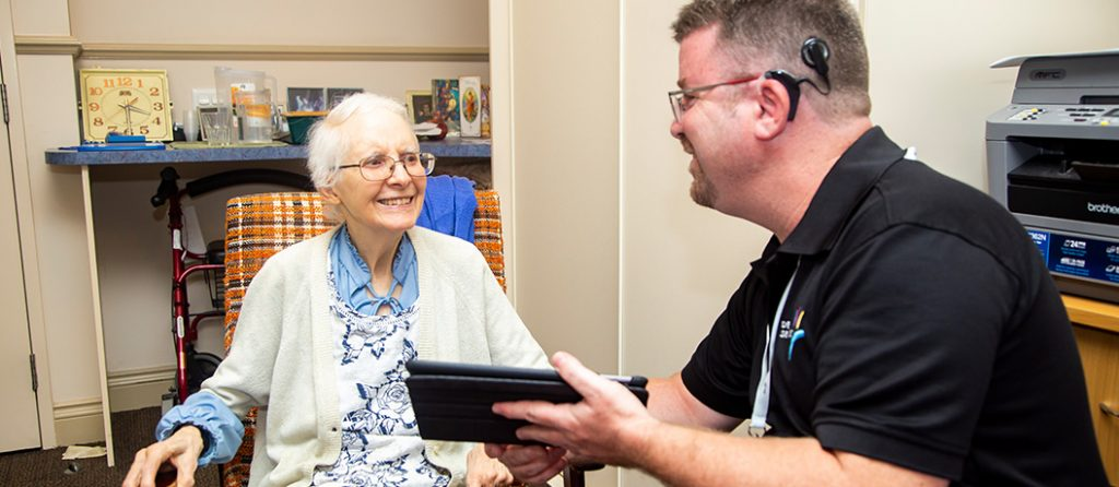 Support Deaf Services - Ageing Well program